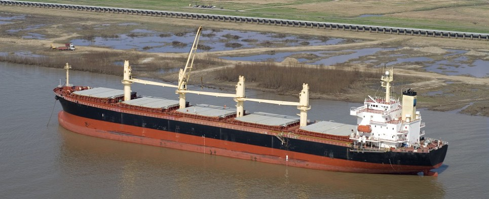 Dredging the Mississippi would allow ports to handle larger vessels carrying shipments of export cargo and import cargo in international trade.