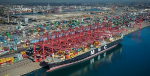 US judge approved salle of terminals that handle shipments of export cargo and import cargo in international trade.