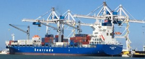 Port Canaveral Welcomes New Reefer Ship