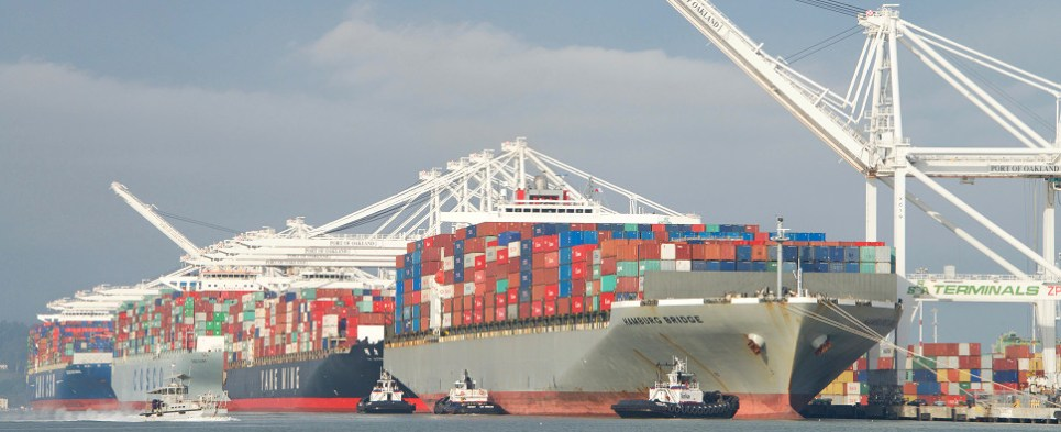 Federal investments will allow ports to handle more shipments of export cargo and import cargo in international trade.