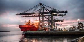 Tilbury expansion will allow port to handle more shipments of export cargo and import cargo in international trade.