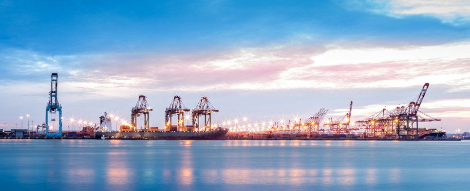 New investments will allow port to handle more shipments of export cargo and import cargo in international trade.