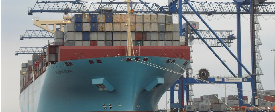Port of Haifa is capable of handling more shipments of export cargo and import cargo in international trade.