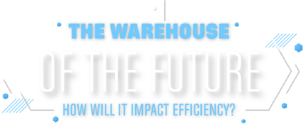 Warehouses are adopting new technologies to proces shipments of export cargo and import cargo in international trade.
