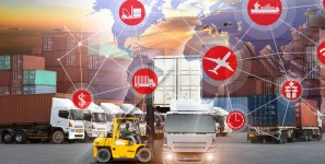 Seeking technology innovation for shipments of export cargo and import cargo in international trade.