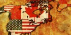 Comments by Trump call into question US-Canada free trade in shipments of export cargo and import cargo in international trade.