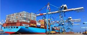 WATCH: Haifa Port Ocean Carrier Record Broken