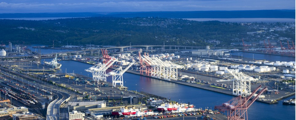 Federal spending will allow ports to handle more shipments of export cargo and import cargo in international trade.