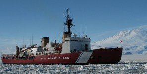 Icebreakers are necessary to move shipments of export cargo and import cargo in international trade through the Arctic.