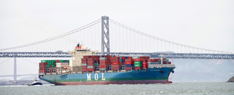 Ocean carriers are delivering more shipments of export cargo and import cargo in international trade.