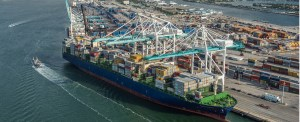 PortMiami Welcomes Largest Containership To Call Florida
