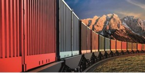 New service for carrying European shipments of export cargo and import cargo in international trade.