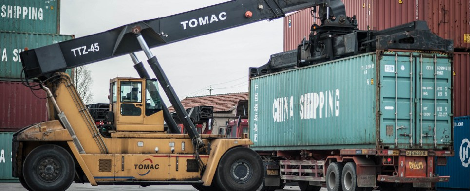 VGM rules apply to container shipments of export cargo and import cargo in international trade.
