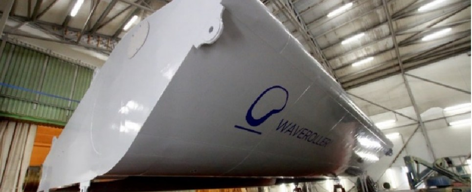 Growtht of wave energy coudl gnerate shipments of export cargo and import cargo in international trade.
