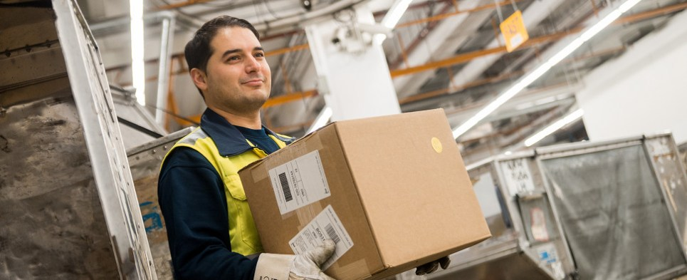 Lufthansa and United are jointly carrying air shipments of export cargo and import cargo in international trade.