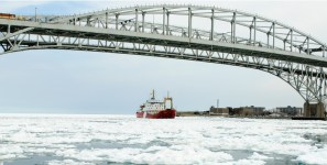 Michigan helps companies with shipments of export cargo and import cargo in international trade.