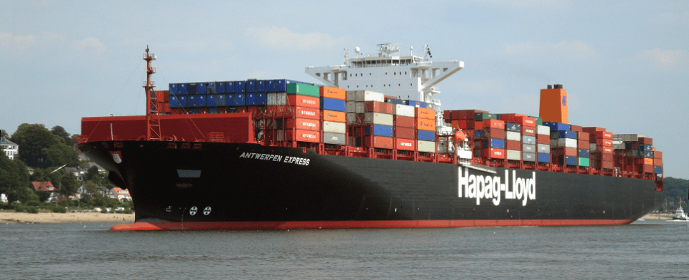 THE Alliance carries shipments of export cargo and import cargo in international trade.