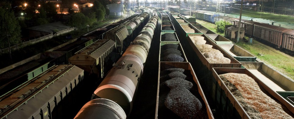 Oil and coal have both been important to shipments of export cargo and import cargo in international trade.