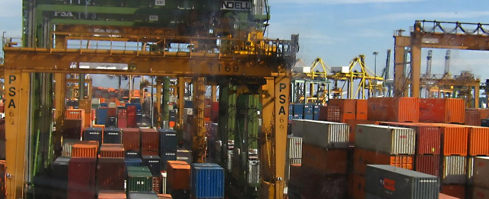 Port of Virginia is handling more rail shipments of export cargo and import cargo in international trade.