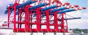 SC Ports Board Approves $69.5 Million Crane Purchase
