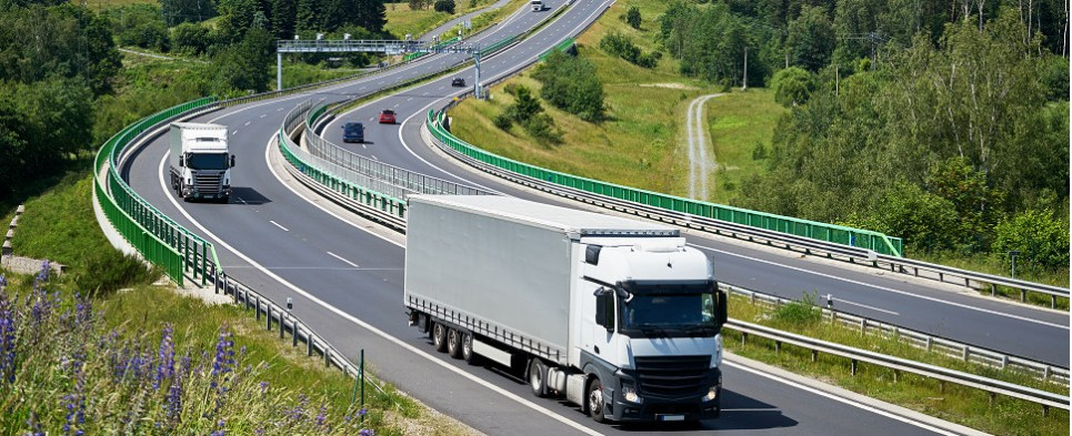 New diesel technology will impact trucks carrying shipments of export cargo and import cargo in international trade.