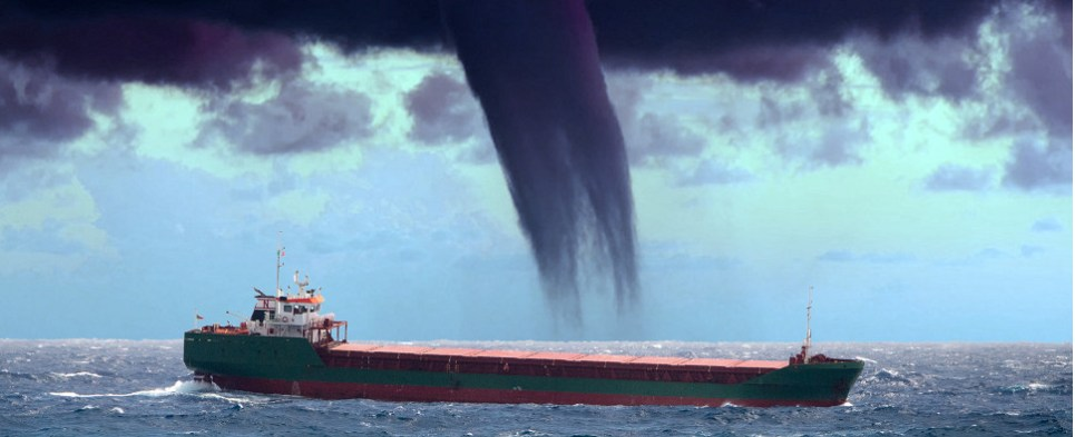 Insurance claims for losses of shipments of export cargo and import cargo in international trade.