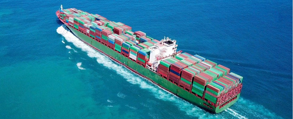 ULCVs will carry more shipments of export cargo and import cargo in international trade.
