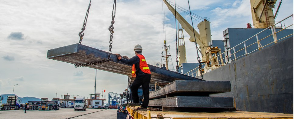 Section 232 investigation may impact steel shipments of export cargo and import cargo in international trade.