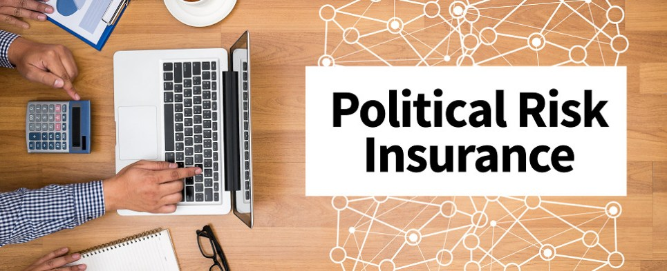 Political and trade risk insurance covers shipments of export cargo and import cargo in international trade.