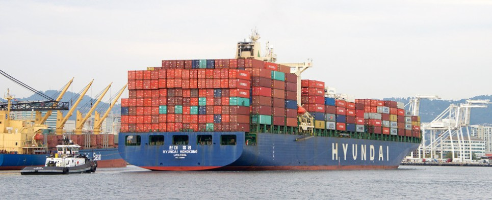 HMM wants to carry more shipments of export cargo and import cargo in international trade.