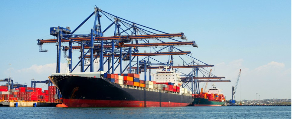 New funding for transportation infrastructure that moves shipments of export cargo and import cargo in international trade.