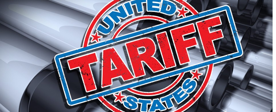 Trump has imposed new tariffs on steel and aluminum shipments of export cargo and import cargo in international trade.