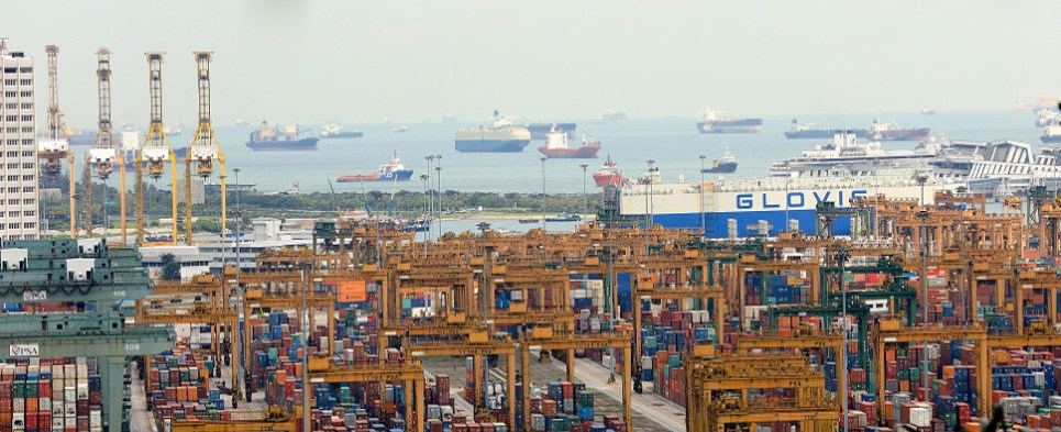 Trump's policies could result in fewer shipments of export cargo and import cargo in international trade.