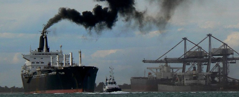 New CO2 emissions standards for ocean carriers of shipments of export cargo and import cargo in international trade.