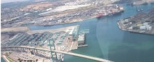 Software helps port handle more shipments of export cargo and import cargo in international trade.