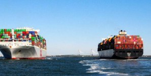 SCPA is handling more shipments of export cargo and import cargo in international trade.