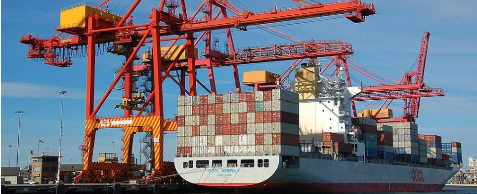 Rail investments will allow ports to handle more shipments of export cargo and import cargo in international trade.