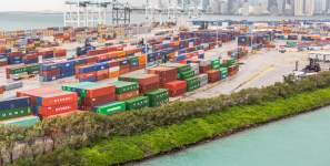 Investments will allow ports to handle more shipments of export cargo and import cargo in international trade.