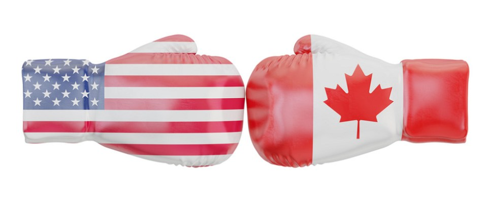 Trump has imposed tariffs on Canadian shipments of export cargo and import cargo in international trade.
