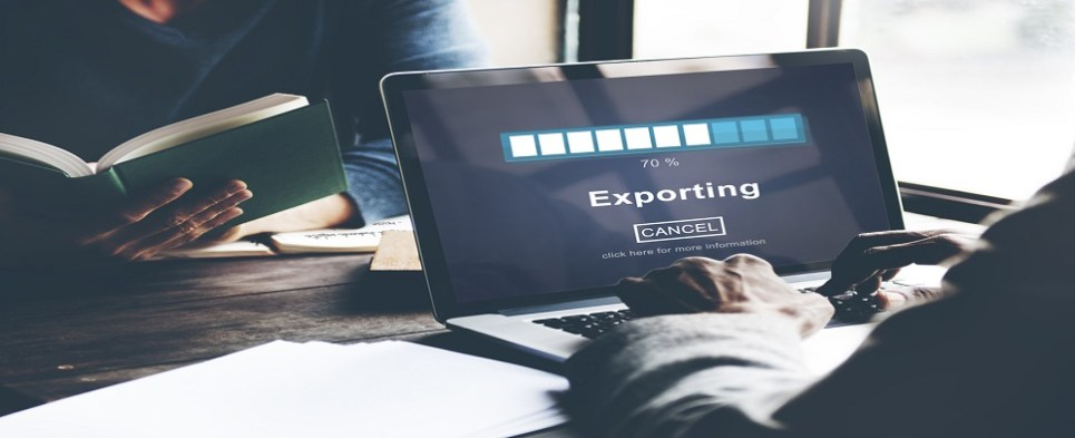 Software classifies shipments of export cargo and import cargo in international trade.