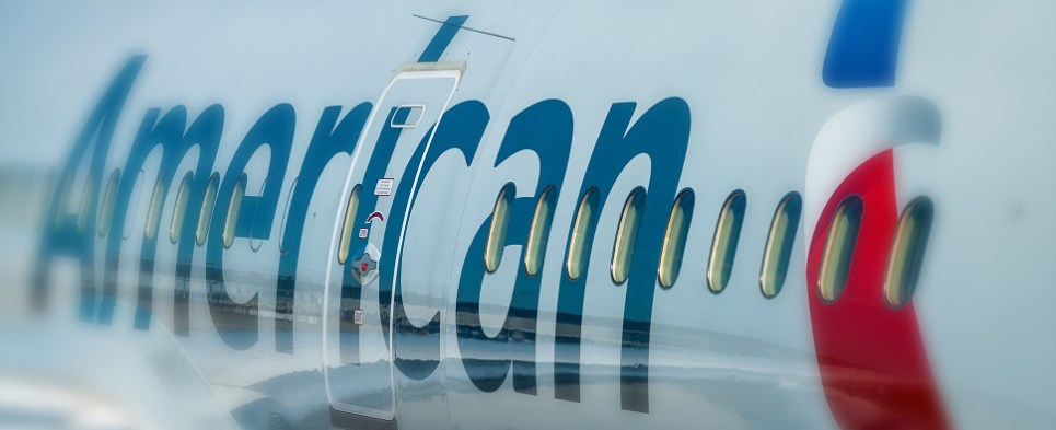 American Airlines flies shipments of export cargo and import cargo in international trade to Cuba.
