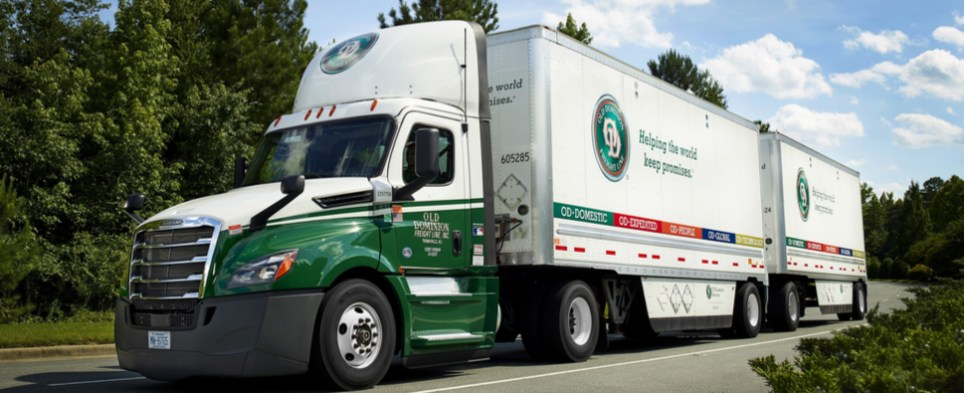Old Dominion Freight Line Selected as No. 1 National LTL ...