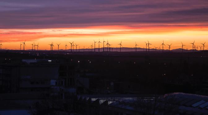 wind energy production