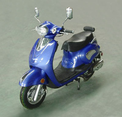 50cc italia touring moped