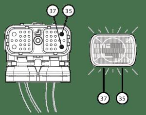 Eaton Fuller Hybrid Transmission Fault Code 61 Rail Motor