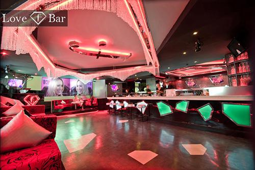 Fashion TV Love F Bar Ratchaprasong Area Of Bangkok Night Club