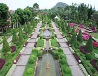 Nong Nooch Tropical Garden In Pattaya Jomtien