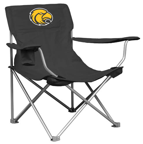 folding chair nylon blue bay rum price southern miss golden eagles ncaa tailgate global trucker 12 volt items superstore