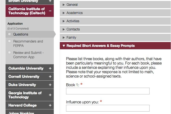 Admission Essay Help for Boston University