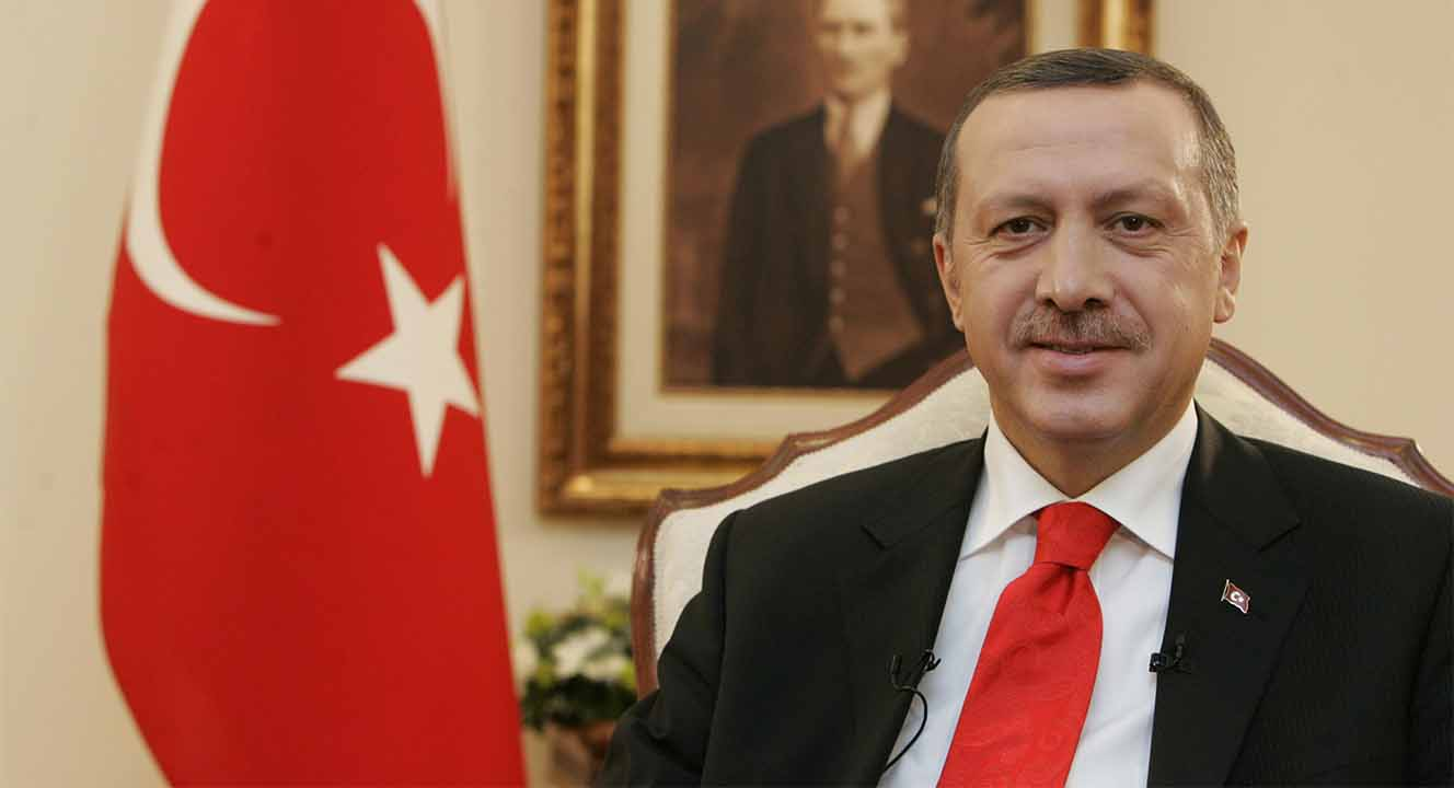 Erdogan as global muslim personality